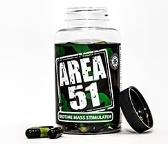 area51pro-ats-labs Area 51 (45 day supply) #kstatestore